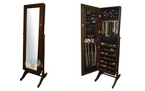 elise brown jewellery armoire
