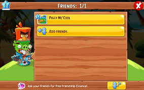 Angry Birds Epic - Facebook Friends - Blogging Games