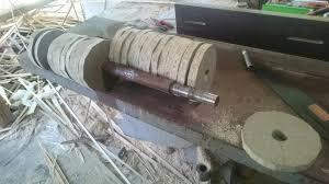 building a drum sander