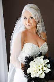 wedding makeup blonde hair blue eyes
