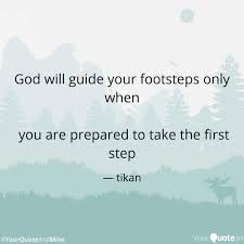 god will guide your foots quotes writings by meera