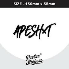Apesh T Decal Sticker Beyonce The Carters Jay Z Hip Hop Sticker Cd0112 Ebay