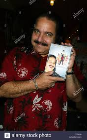 Ron Jeremy signs copies of his new DVD ...