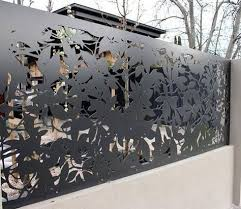 15 Most Beautiful Steel Fence Panels Residential Ideas Gate Design Fence Design Modern Gate