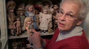 Dolores Smith Doll Collection - YouTube