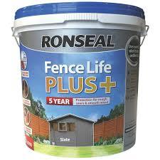 Ronseal Fence Life Plus Atlantic Timber