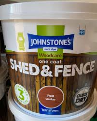 Fence Paint Back In Stock Ronseal Fence M N Home Broxburn Facebook