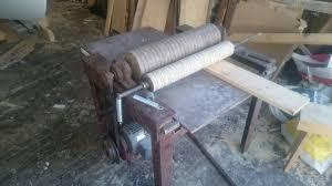 building a drum sander archive the