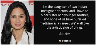 QUOTES BY AARTI MANN   A-Z Quotes