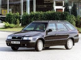 Skoda Felicia Estate car / wagon 1998 - 2001 technical data, prices