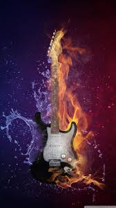 guitar smartphone wallpapers top free