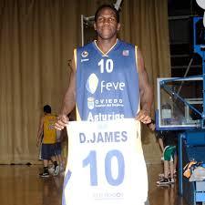Duane James se incorpora al Feve Oviedo - Magazine Oviedista