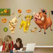Fathead Disney Lion King Wall Decal Wayfair