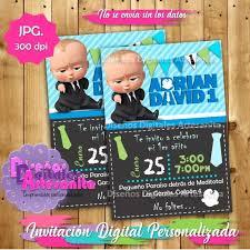 Kit Imprimible Jefe En Panales Baby Boss Bebe Jefazo Pdf 200