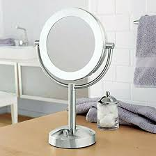 lanaform magnifying mirror x10 with led
