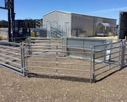 Hot Dipped Galvanized Cattle Fence At Price 35 Usd Piece In Hejian Hejian Perfect Metal Products Co Ltd