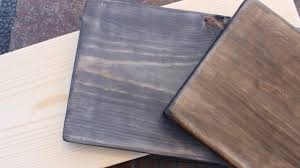 How To Oxidize Age New Wood Get A Vintage Look Youtube