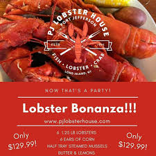 PJ Lobster House - Home - Port ...