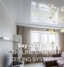 skyline ceiling stretch ceilings in