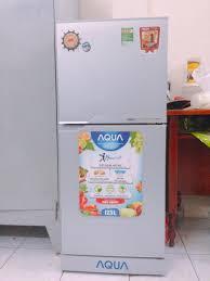 Tủ lạnh Aqua 123 lít, tiết kiệm điện (4/5 sao), không đóng tuyết ...