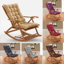 seat cushion pad garden sun lounger