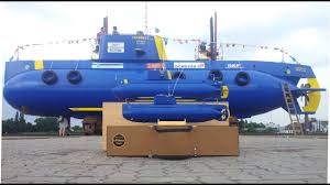built submarine euronaut