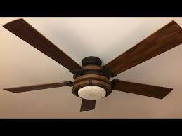 kichler barrington ceiling fan