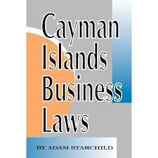 Cayman Islands Business Laws - Walmart.com