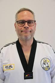 Stephen Johnson Taekwondo Instructor