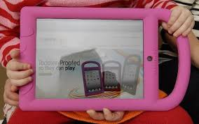Addycase' makes iPad 2s more user-friendly for toddlers - mlive.com