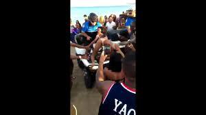 miami beach spring breaker twerks