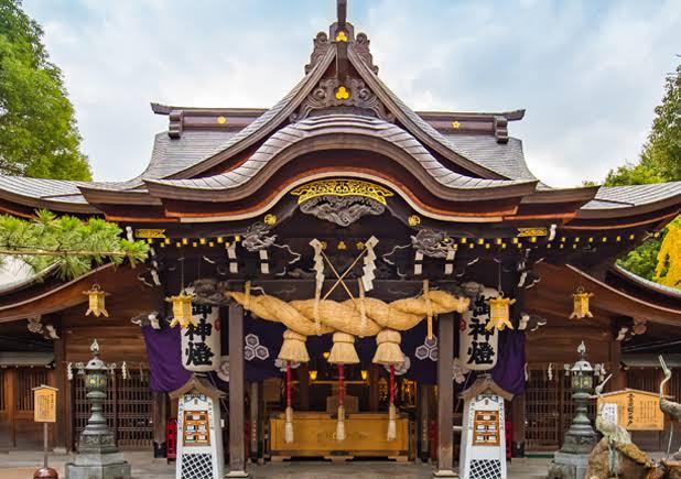 櫛田神社 インバウンド 人気スポット