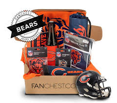 a chicago bears fanchest is the perfect