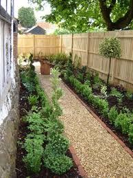 side yard garden design ideas