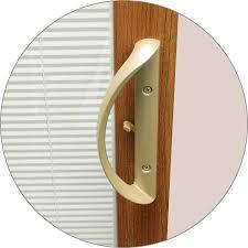 nami sliding glass door handles