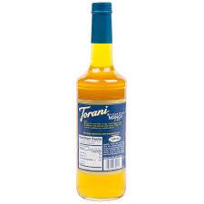 sugar free mango flavoring fruit syrup