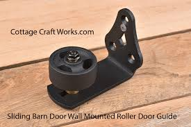 barn door wall mount sliding door