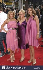 """Miami Vice"""" (Premiere) The Cheetah Girls Adrienne Bailon, Sabrina Bryan,  Kiely Williams 07-20-2006 / Mann Village Theater / Westwood, CA / Universal  Pictures / Photo by Joseph Martinez - All Rights Reserved"""