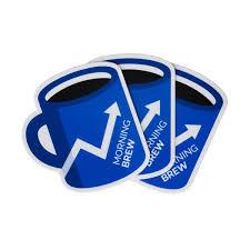 Mug Stickers (10) – Morning Brew Merchandise
