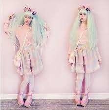 fairy kei the pastel princesses of