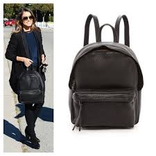 madewell bags grainy leather backpack