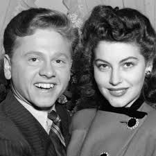Mickey Rooney one of last of the Hollywood golden age