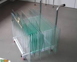 fix a in a glass table visihow