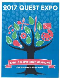 2018 QUEST EXPO April 5, 5:30-8:30 BAY MEADOWS - PDF Free Download