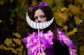 diy cheshire cat costume overstuffed life