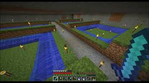 Minecraft Smp Water Fence Tutorial For Sheep Farms Youtube