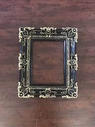 16x20 large picture frame black