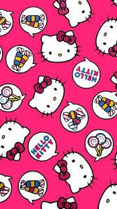 sanrio o kitty iphone 6 wallpaper