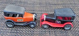 Tonka Cars Pair 2 Matching Different Colors Decals Vintage Toy Vehicles Tonka Tonka Tonka Truck Tonka Toys
