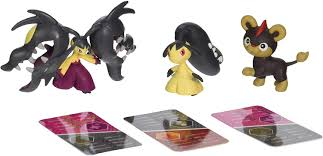 Amazon.com: Pokemon X & Y Mega Mawile, Litleo & Mawile Figure 3-Pack by  Pokemon Center: Toys & Games